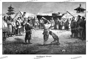 a chinese merchant, gustav spiess, 1864