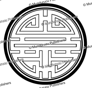 double happiness or good luck symbol, china