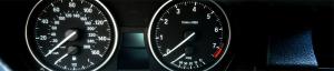 bmw e90 speedometer panel