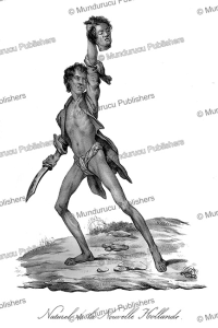 Native of New Holland (Australia), Jacques Arago, 1840 | Photos and Images | Travel