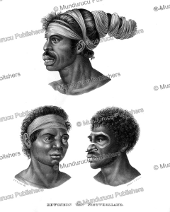 Natives of New Holland (Australia), C.C.A. Last, 1836 | Photos and Images | Travel