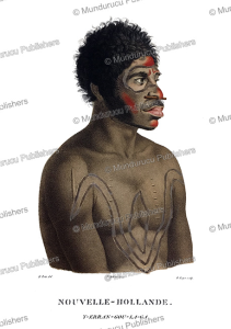 Y-erran-gou-la-ga, a native of Port Jackson (Australia), Nicolas-Martin Petit, 1803 | Photos and Images | Travel