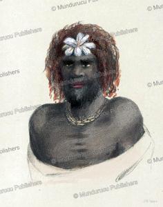 Aboriginal of South Australia, James William Giles, 1847 | Photos and Images | Travel