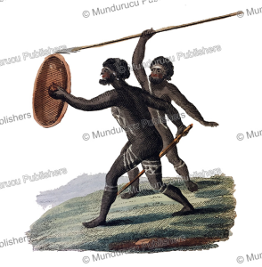 Natives of New Holland (Australia), Bertuch, 1821   Photos and Images   Travel
