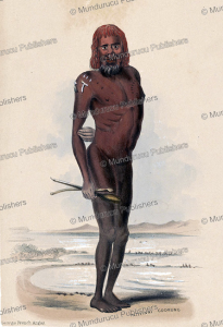 Pattyinni, a native of South Australia, George French Angas, 1847 | Photos and Images | Travel