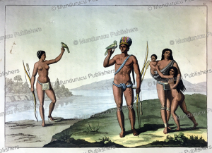 Natives of Surinam, C. Bramati, 1820 | Photos and Images | Travel