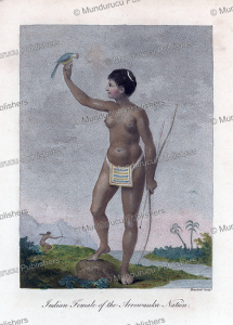 An Arawak woman, Surinam, Benedetti, 1796 | Photos and Images | Travel