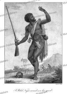 Armed rebel Negro, Surinam, John Stedman, 1785 | Photos and Images | Travel