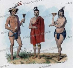 Caribbean Indians, Pierre Jacques Benoit, 1840 | Photos and Images | Travel