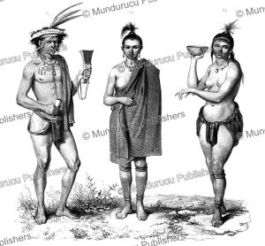 Caribbean Indians, Pierre Jacques Benoit, 1839 | Photos and Images | Travel