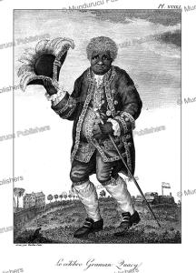 The Celebrated Graman Quacy, Surinam, Tardieu L'ai^ne´, 1785   Photos and Images   Travel