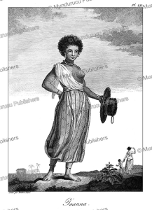 Joanna, a slave in Surinam, John Stedman, 1784 | Photos and Images | Travel