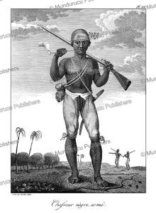 Free Negro or Ranger, Surinam, Tardieu L'ai^ne´, 1784 | Photos and Images | Travel
