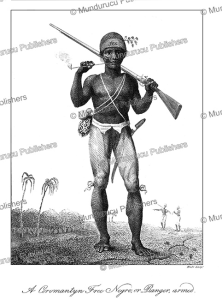 Free Negro or Ranger, Surinam, John Stedman, 1785 | Photos and Images | Travel