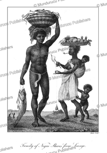 Family of Negro slaves, Surinam, John Stedman, 1785 | Photos and Images | Travel