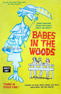 babes in the woods 3d stereoscopic, side by side and fullscreen versions