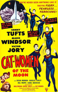 cat women of the moon 3d