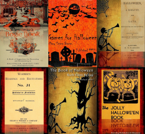 halloween ebook collection dennisons, bogie book, kindle & pdfs