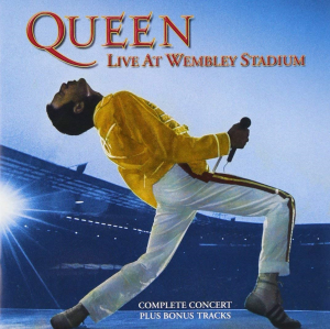 queen live at wembley stadium (2003) (rmst) (hollywood records) (32 tracks) 320 kbps mp3 album