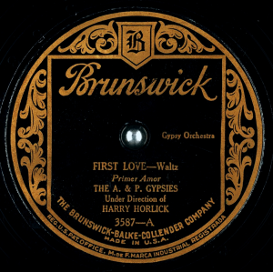 20s,30s jazz harry horlick, ben alley, chester gaylord, 78rpm mp3 collection