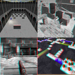 3d stereoscopic retro games and demos for pc windows