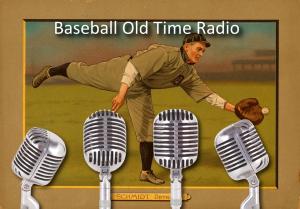 38 classic baseball radio broadcasts 1934 to 1942 - world series, yankees, cardinals