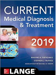 CURRENT Medical Diagnosis and Treatment 2019 pdf Book | eBooks | Medical