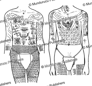 Tattoo designs for men, Laos, Nguyen-Xuan-Nguyen, 1942   Photos and Images   Travel