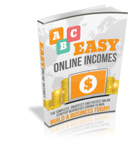 Easy Online Income Streams | eBooks | Business and Money