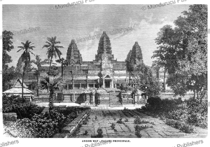 Angkor Wat, Cambodia, E. The´rond, 1873 | Photos and Images | Travel