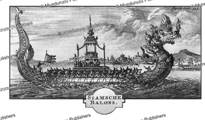 Royal dragon-boat of Siam, A. Bogaerts, 1711 | Photos and Images | Travel