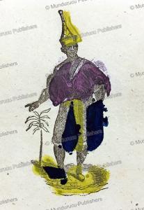 native of siam (thailand), lutkie & cranenburg, 1850