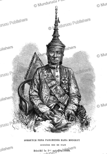 King Mongkut (1804-1868) or Rama IV, king of Siam (Thailand), E´douard Riou, 1869 | Photos and Images | Travel
