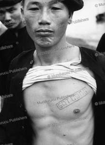 North Vietnamese soldier with tattoos, 1970.tif | Photos and Images | Travel