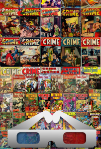 3d comics crime & justice, robin hood and witches tales pdf 54 issues