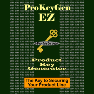 prokeygen ez for windows, the easy product key generator