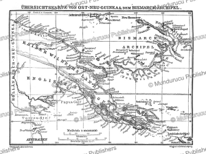 british and german new guinea in 1880, otto finsch, 1879