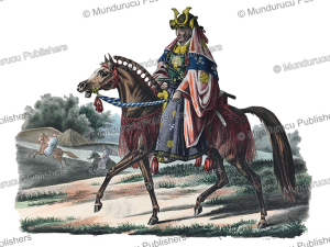 Warlord of Japan, L. Nader (white), 1825 | Photos and Images | Travel