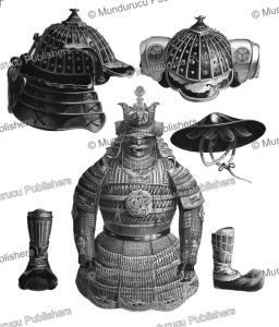 The armour for a Japanese warrior, Voyage au Japan, von Siebold, 1825 | Photos and Images | Travel