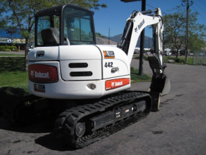 bobcat 442 mini excavator service repair workshop manual download ( s/n 522311001 & above, s/n 528911001 & above, s/n 528611001 & above )