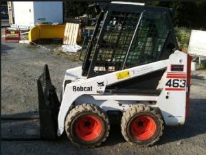 bobcat 463 skid steer loader service repair workshop manual download( s/n 520011001 & above, s/n 519911001 & above )