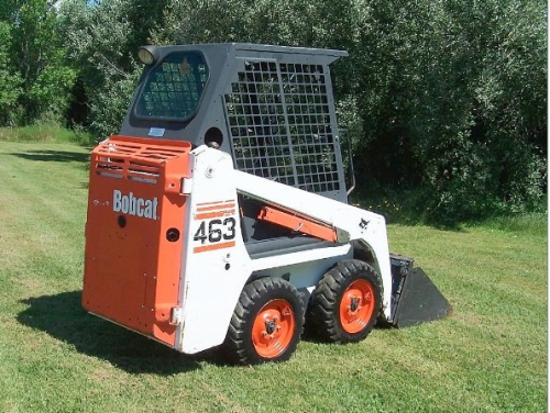 First Additional product image for - Bobcat 463 Skid Steer Loader Service Repair Workshop Manual DOWNLOAD( S/N 538911001 & Above, S/N 539011001 & Above )