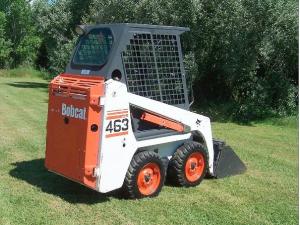 bobcat 463 skid steer loader service repair workshop manual download( s/n 538911001 & above, s/n 539011001 & above )