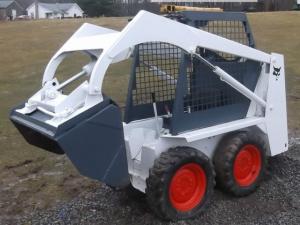 bobcat 520, 530, 533 skid steer loader service repair workshop manual download