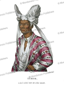 Naba-Leba, King of Solor, Timor, Nicolas-Martin Petit, 1803 | Photos and Images | Travel