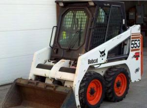 bobcat 553 skid steer loader service repair workshop manual download ( s/n 516311001 & above, s/n 516411001 & above )