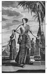 A mistice woman of Ternate, Moluccas, Francois Valentyn, 1724 | Photos and Images | Travel