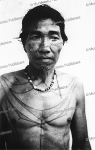 Mentawai man with traditional tattoos, Siberut, 1900 | Photos and Images | Travel