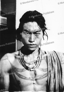 Mentawai girl with traditional tattoos, 1901 | Photos and Images | Travel