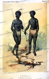 ahetas, negritos of luzon, philippines, george edward mandelay, 1848